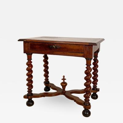 Circa 1720 Louis XIII Writing Table France
