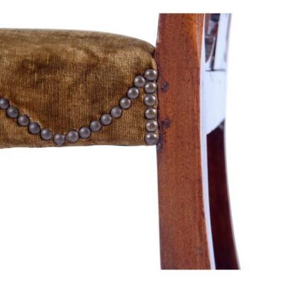 Circa 1770 George III Period Side Chair
