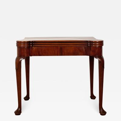 Circa 1770 Tri Top Mahogany English Table