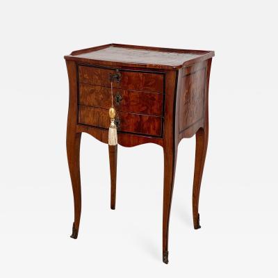 Circa 1780 Louis XVI Period Writing Table France