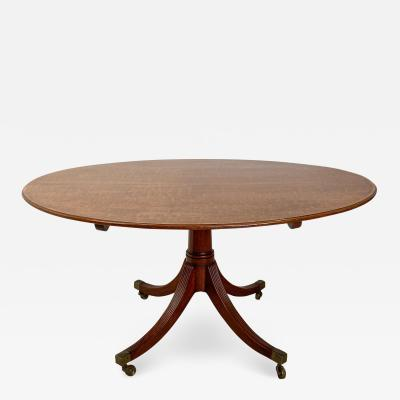 Circa 1790 Oval Breakfast Table England