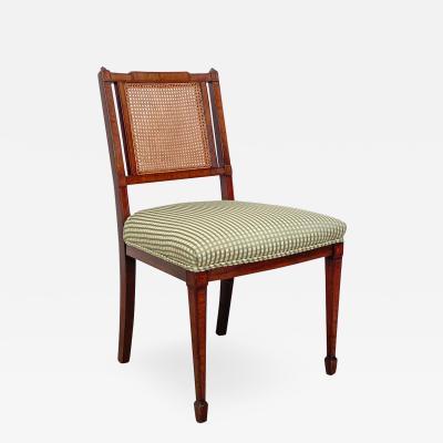 Circa 1800 George III Side Chair England