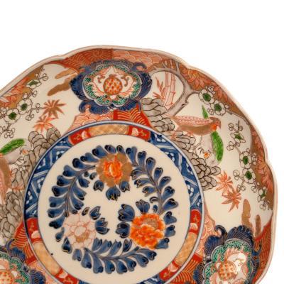 Circa 1880 Japanese Imari Charger