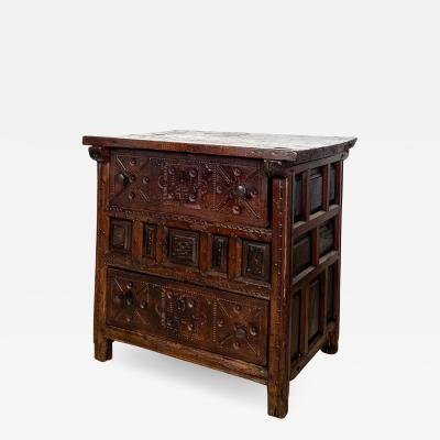 Circa 18th Century Iberian Commode Spain