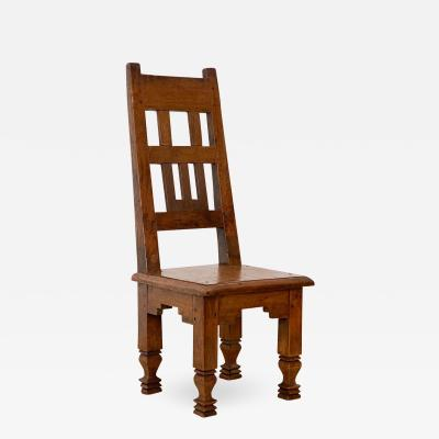 Circa 1900 Childs Chair South East Asia