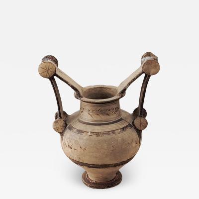 Circa 400 BC Cypriot Amphora