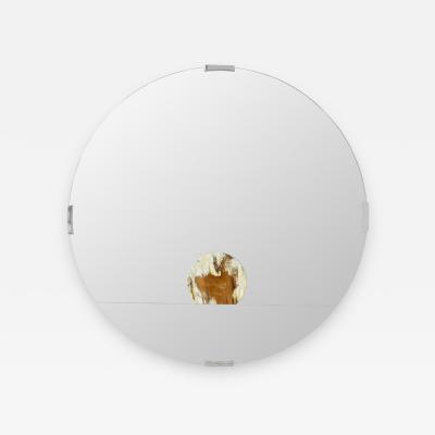 Circular Horn Mirror