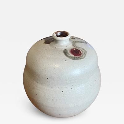 Claes Thell Modernist Gord Vase by Claes Thell