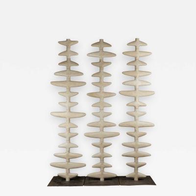 Clara Graziolino A Ceramic Screen Sculpture by Clara Graziolino Italy 2015
