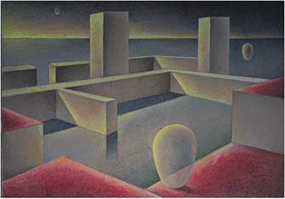 Clarence Holbrook Carter Maze