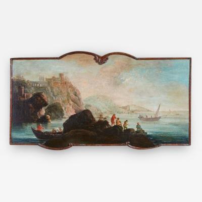 Claude Joseph Vernet Italian Landscape in the Manner of Vernet