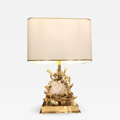 Claude Victor Boeltz Table lamp by Claude Victor Boeltz France circa 1975