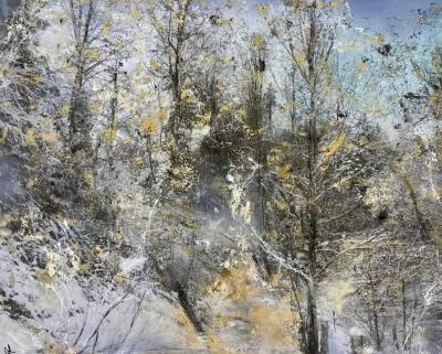 Claudia limacher Wintery Wisp