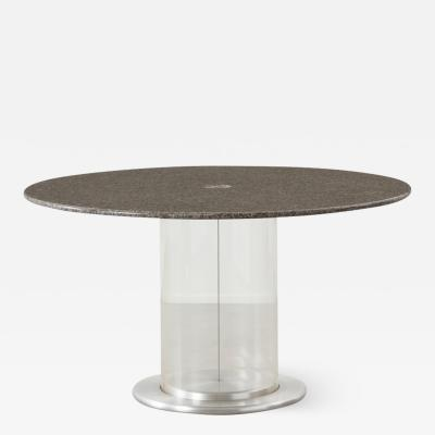 Claudio Salocchi Claudio Salocchi Elisse dining table Sormani Italy c1964