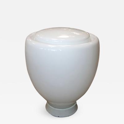 Claudio Salocchi Claudio Salocchi Milk Glass Table Lamp