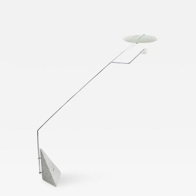 Claudio Salocchi Floor Lamp Riflessione by Claudio Salocchi for Skipper Italy 1970s
