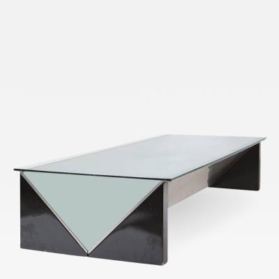 Claudio Salocchi Napoleone Low Table by Claudio Salocchi for Sormani