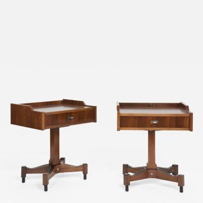 Claudio Salocchi Pair of Side Tables