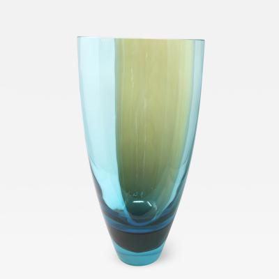 Claudio Silvestrin Le Sabbie Vase by Venini