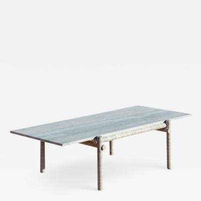 Clement Brazille Original Ocean Coffee Table by Clement Brazille