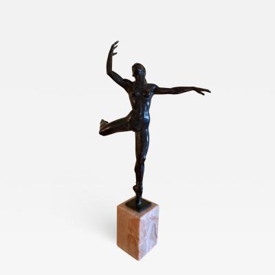 Clemente Spampinato Ballerina En Pointe