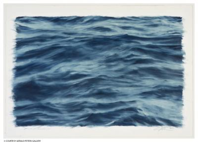 Clifford Smith Study for Blue Ocean Field VII