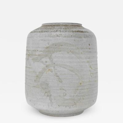 Clyde Burt Clyde Burt Ceramic Vessel