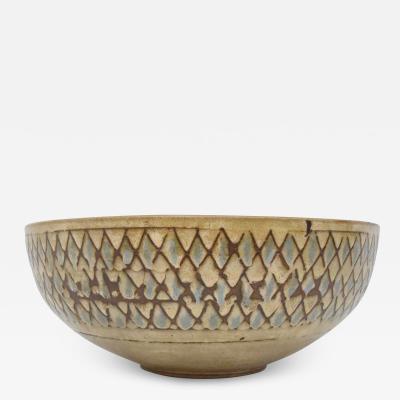 Clyde Burt Clyde Burt Large Ceramic Bowl