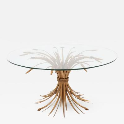 Coco Chanel Coco Chanel Wheat Sheaf Coffee Table