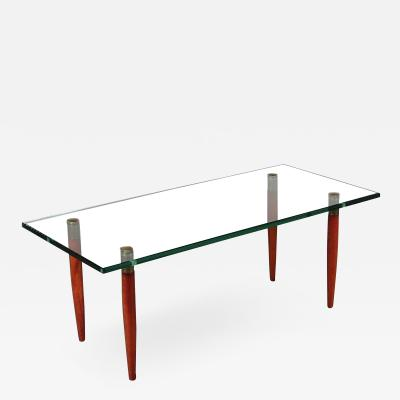Coffee Table Attributed to Fontana Arte Italy 1950