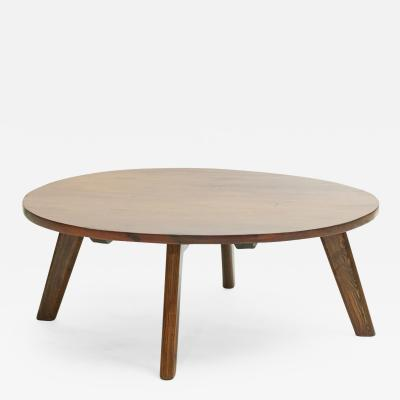 Coffee Table in Narra Wood from the Philippines