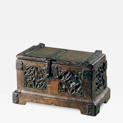 Coffer circa 1420 1440