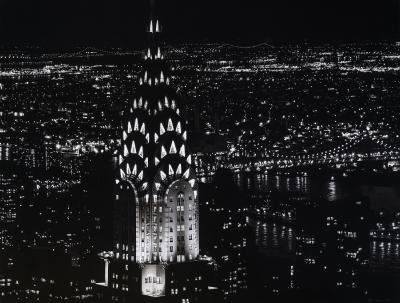 Colin Brown Chrysler Building