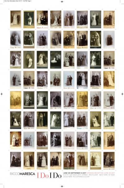 Collection of 100 American Cabinet Cards