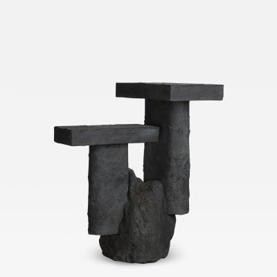 Collin Velkoff Sculpted Side Table Human Element V Collin Velkoff