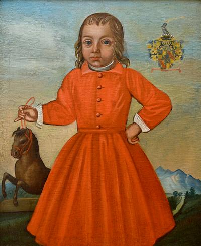 Colonial Retrato