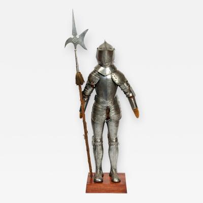 Commemorative Suit of Armour