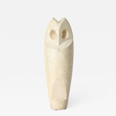 Constantin Antonovici Untitled Owl