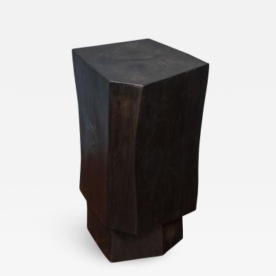 Contemporary Faceted Side Table