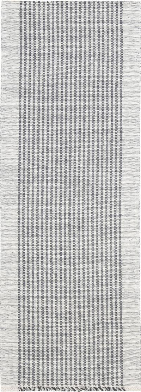 Contemporary Flat Weave Runner