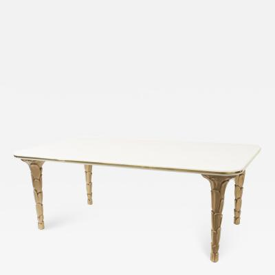 Contemporary Regency Style Coffee Table
