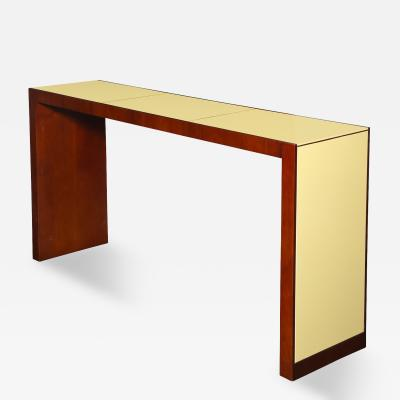 Contemporary Studio Made Console Table