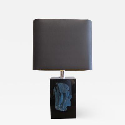 Coral Inclusion Table Lamp