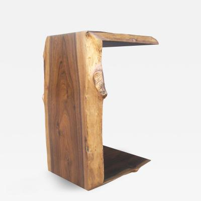 Costantini Design Carlo Custom Live Edge Occasional Table in Argentine Rosewood
