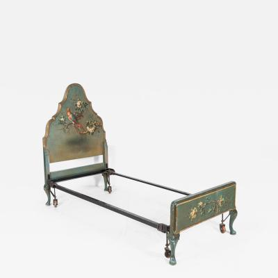 Country House Hand Painted Single Bedstead