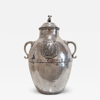 Covered Urn
