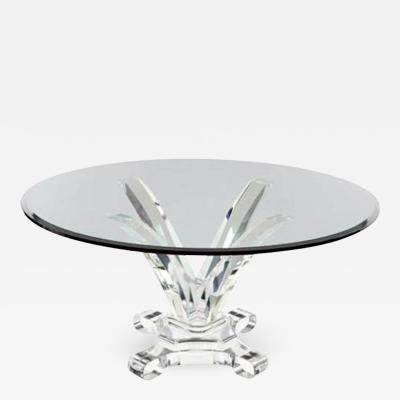 Craig Van Den Brulle Delfine Dining Table Designed by Craig Van Den Brulle