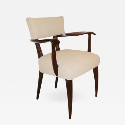 Craig Van Den Brulle Saber Dining Arm Chair