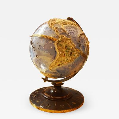 Creazioni Cam 3D Globe Map World