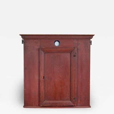 Cupboard With Watch Hutch